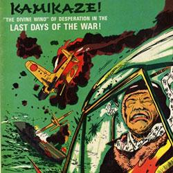 Kamikaze comic by William F Wu