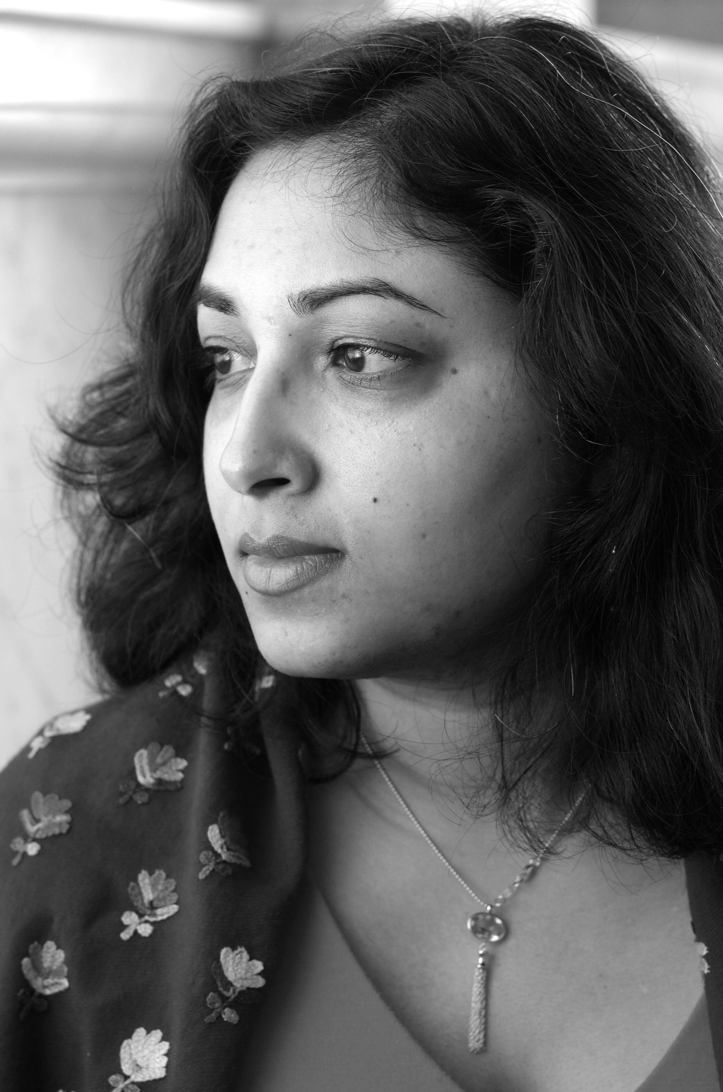 Bahadur Author Photo Web site