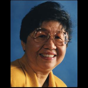 Gloria Wong Chung headshot