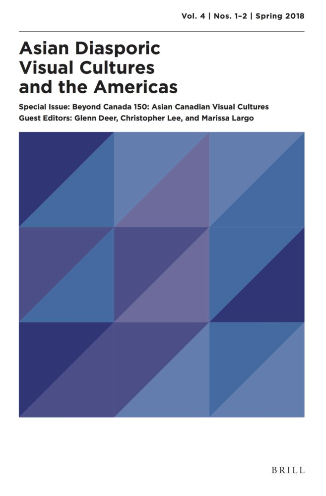 Asian Diasporic Visual Cultures and the Americas Volume 4