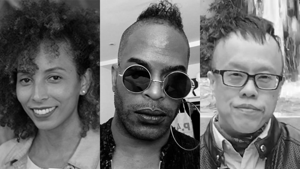 """Guest scholars for """"New Directions in Trans of Color Scholarship"""" event"""