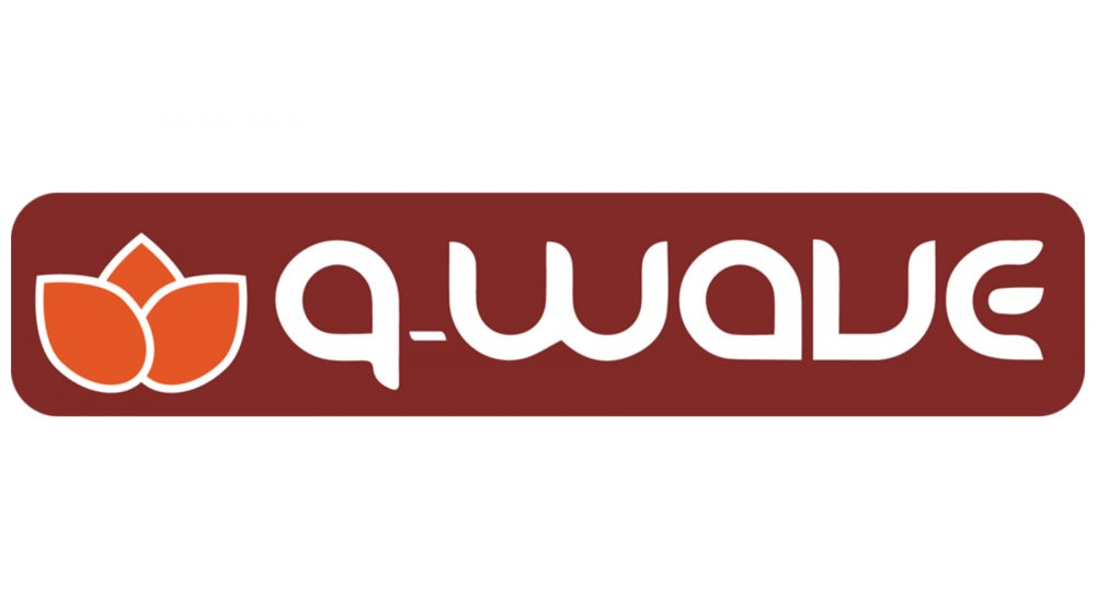 q-wave logo