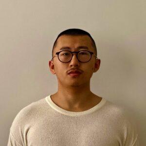 Weiyu Dang Headshot