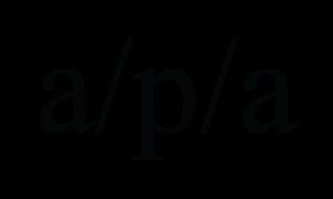 APA logo 750